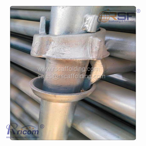 Cuplock Cup Top : Buying high quality cuplock system scaffolding and
