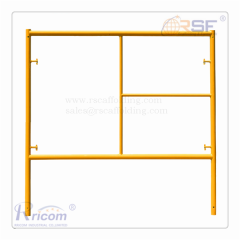 5' x 5' BJ-Style Scaffolding Ladder-RSF502