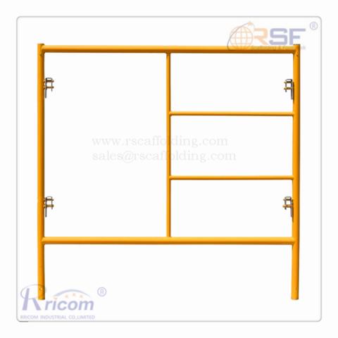 5'x5'BJ-Style Scaffolding Ladders
