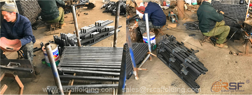 scaffold steel stanchion