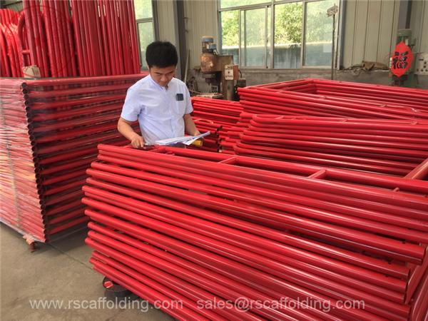 scaffolding frames for sale
