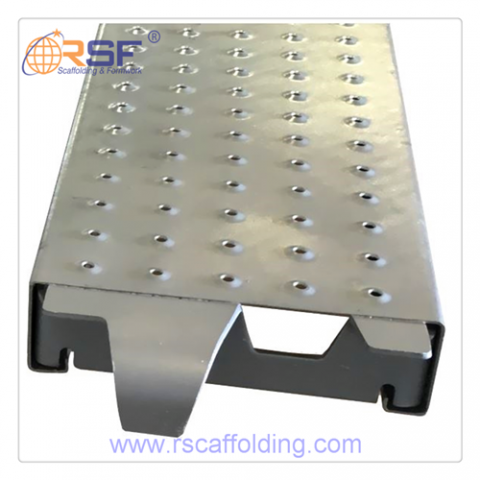 320mm Width Scaffold Steel Planks