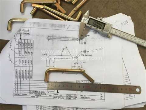 scaffold toggle pins and spring clips
