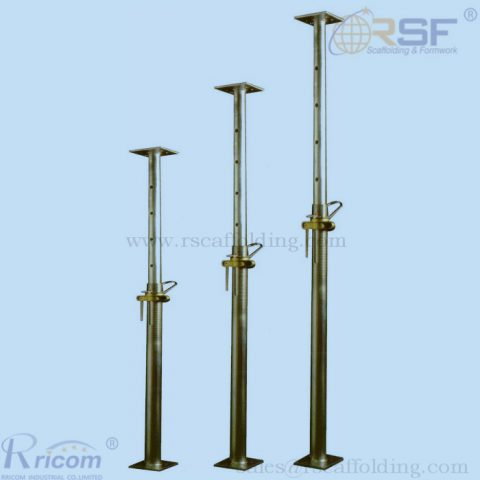 scaffold heavy duty steel shoring props
