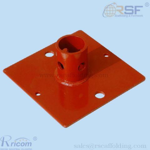 shoring base plate