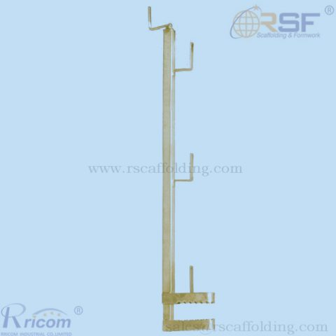 scaffold screw parapet